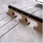 Foto del primer del banjo esculturas fotograficas