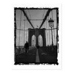 Foto del puente de Brooklyn Postales