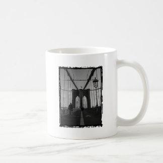 Foto del puente de Brooklyn Taza