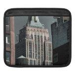 Foto del rascacielos del Empire State Building Manga De iPad
