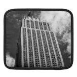 Foto del rascacielos del Empire State Building Mangas De iPad