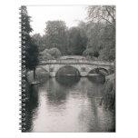 Foto del río de Cambridge Libretas