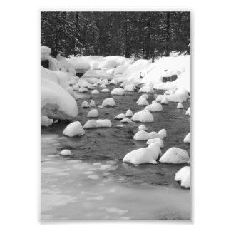 Foto del río de Yuba Fotografía