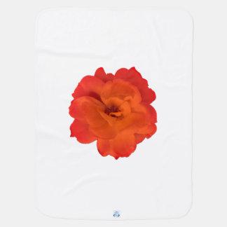 Foto del rosa rojo manta de bebé