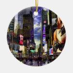 Foto del Times Square en HDR Adorno