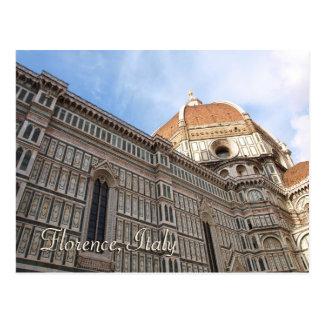 Foto del viaje del Duomo de Florencia Italia Postal