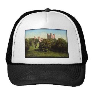 Foto del vintage de País de Gales del castillo de  Gorras De Camionero