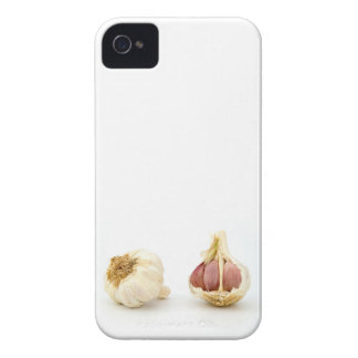 Foto divertida de la naturaleza del foodie del ajo iPhone 4 cárcasa