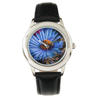 Foto floral de la flor hermosa relojes
