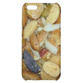foto frita de la comida de las cebollas del queso