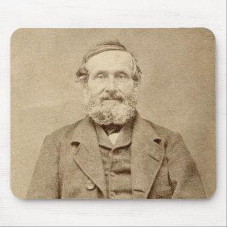 Foto From 1860 del albumen CDV del vintage del Tapete De Ratones