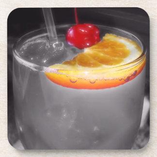 Foto FX de la bebida del cóctel de la hora feliz Posavasos De Bebida