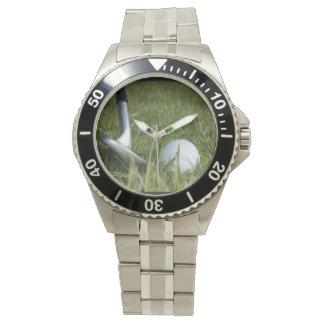 Foto Golfing Relojes De Mano