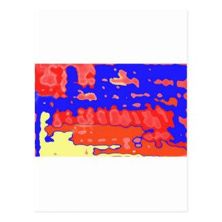 Foto gráfica para la venta con la resolución de tarjetas postales