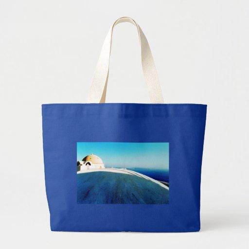Foto griega Colette (CHG) de la isla de Santorini Bolsa