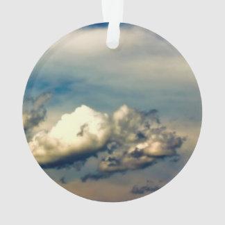 Foto hermosa del cielo de la naturaleza de la nube
