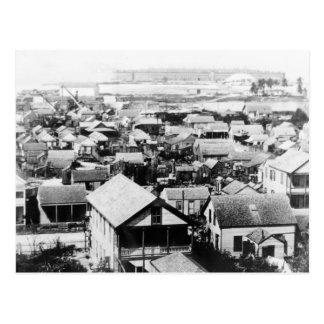 Foto histórica de Key West 1895 Postales