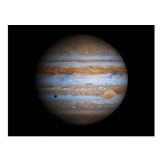 Foto imponente del planeta Júpiter Postal