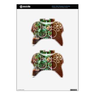 Foto inalámbrica de la piel w/Nature del regulador Mando Xbox 360 Calcomanía
