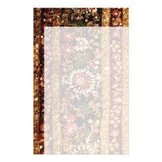 Foto india moldeada de la sari papeleria de diseño