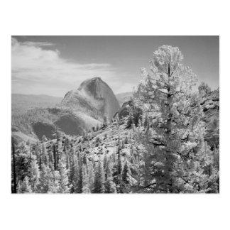 Foto infrarroja en la zona este del nacional 2 de tarjeta postal