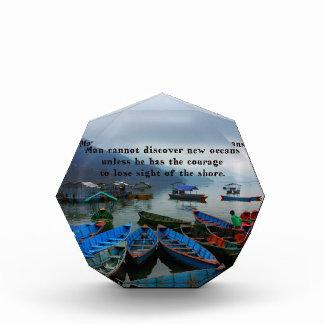Foto inspirada del barco del DESCUBRIMIENTO de la