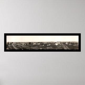 Foto Iroquois 1912 del SD Birdseye Impresiones