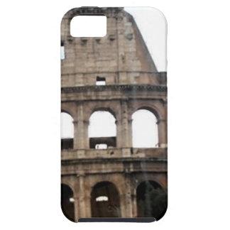 Foto italiana del viaje de Colosseum iPhone 5 Carcasas