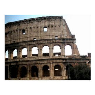 Foto italiana del viaje de Colosseum Postal