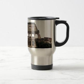 Foto italiana del viaje de Colosseum Taza De Viaje De Acero Inoxidable