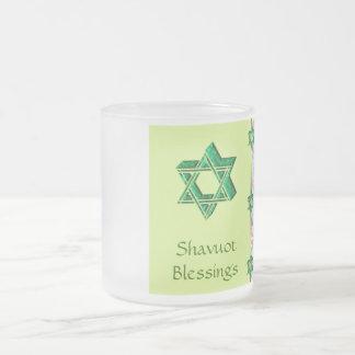 Foto judía del personalizado del día de fiesta de  taza
