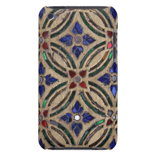 Foto marroquí de cristal de la piedra del modelo d barely there iPod funda