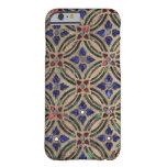Foto marroquí de cristal de la piedra del modelo funda de iPhone 6 slim