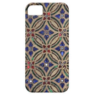 Foto marroquí de cristal de la piedra del modelo funda para iPhone SE/5/5s