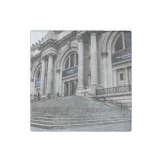Foto metropolitana del museo de arte (ENCONTRADO) Imán De Piedra