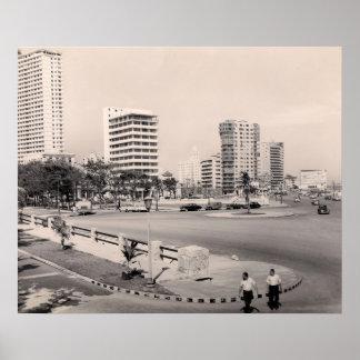 Foto moderna de la colección de Malecon de los año Posters