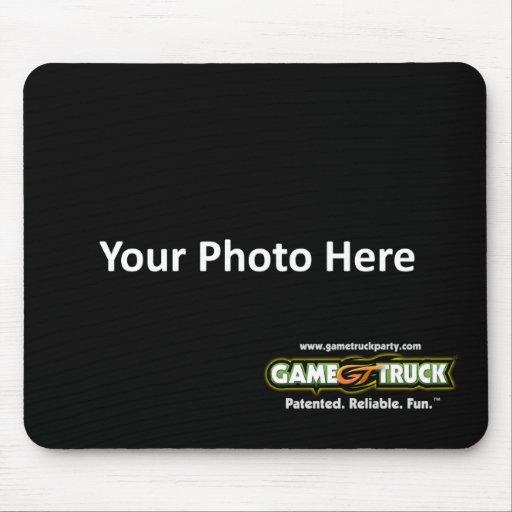 Foto Mousepad de GameTruck Tapetes De Ratones