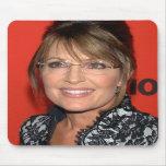 Foto Mousepads de Sarah Palin Tapetes De Ratones