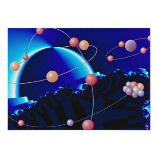 Foto orbital del observatorio invitaciones personales