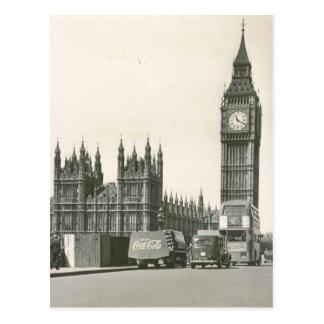 Foto original 1953 de ben grande tarjetas postales
