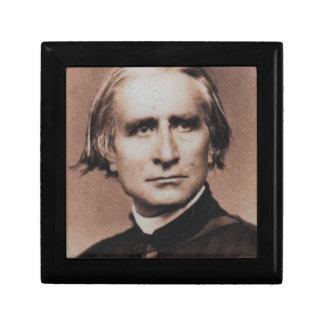 Foto original de Liszt, pianista de virtuoso Cajas De Regalo