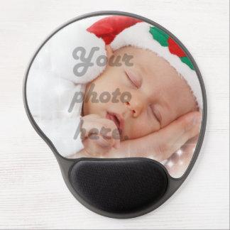 Foto personalizada alfombrillas de ratón con gel