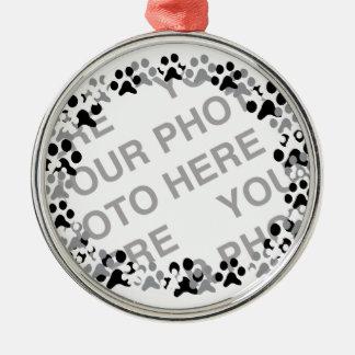 Foto personalizada del mascota ornatos