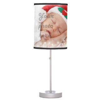 Foto personalizada lámpara de escritorio