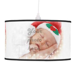 Foto personalizada lámpara de techo