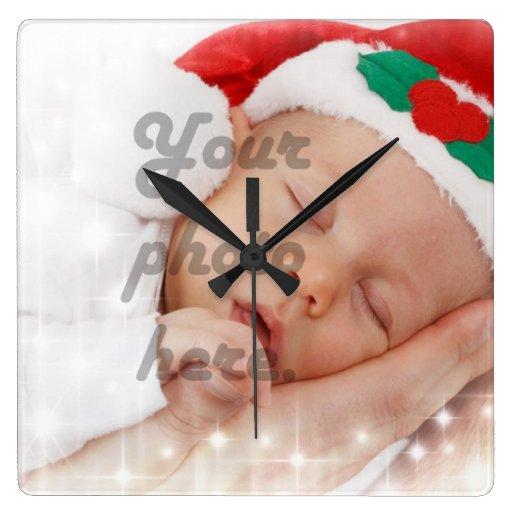 Foto personalizada reloj