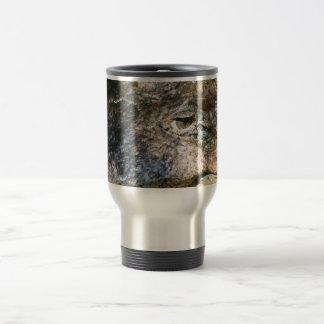foto principal del cocodrilo taza de café