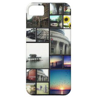 foto que comparte el caso del iphone iPhone 5 protector