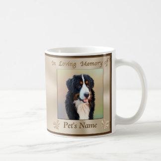 Foto, regalo personalizado de la condolencia para taza de café