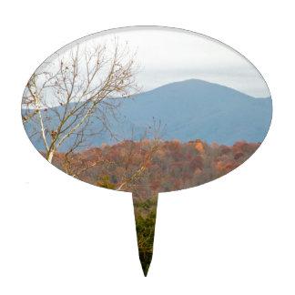 Foto Shenandoah del paisaje de Blue Ridge Mountain